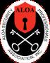 Medlem av ALOA, amerikansk låsesmed-forening