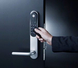 Yale Doorman fjernkontrol