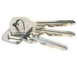 Sliping av nøkler hos Aker Lås