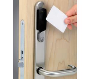 SMARTair Stand Alone for adgang med kortleser på individuelle dører