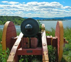 Kanon på Hovedøya