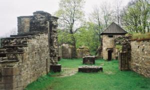 Ruiner av Cistercienserklosteret på Hovedøya
